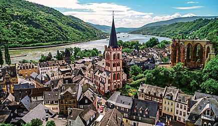 Grand Circle Tours Great Rivers Europe
