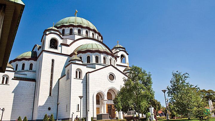 Explore Kalemegdan Castle while touring Belgrade