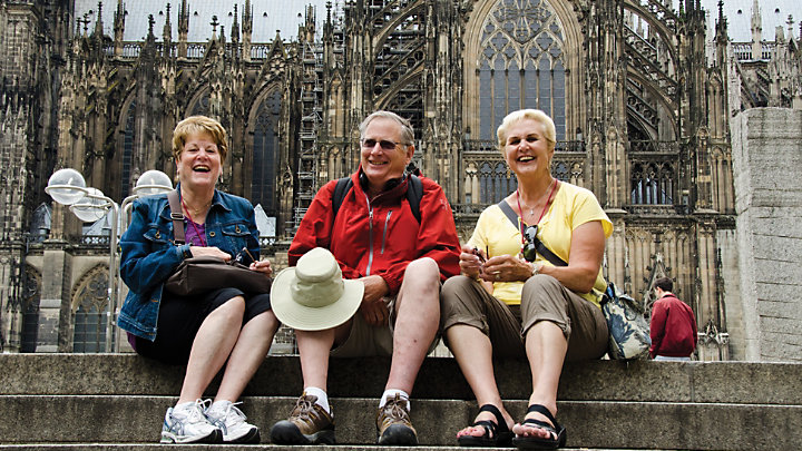 Explore the many sights of Cologne