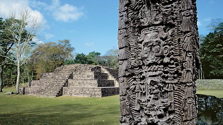 Eplore Copan ruins in Honduras