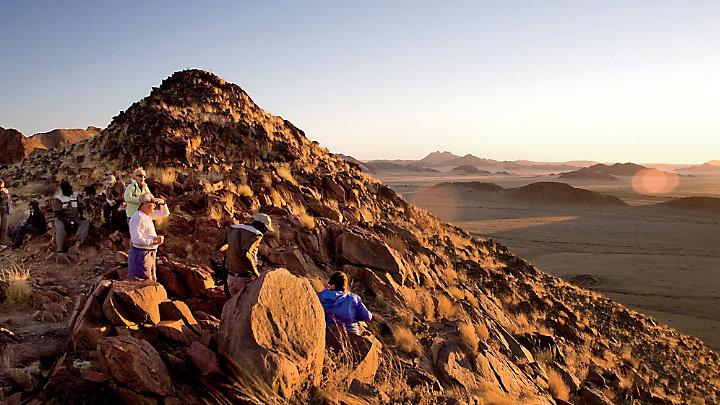 Explore Namibia's Namib Desert