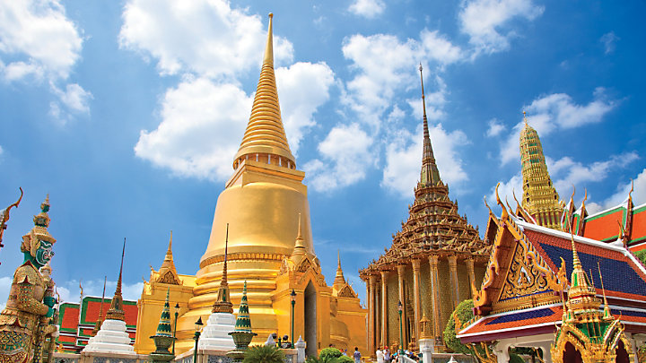 Discover the Old Kingdom of Siam on a tour of Bangkok