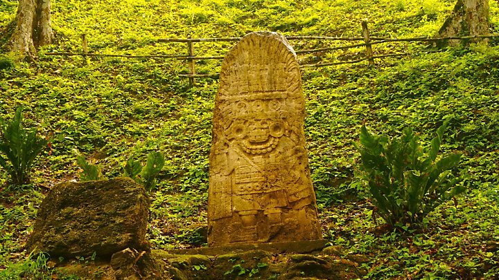 See the Yaxha ruins outside Peten