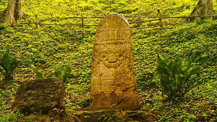 See the Yaxha ruins outside Peten