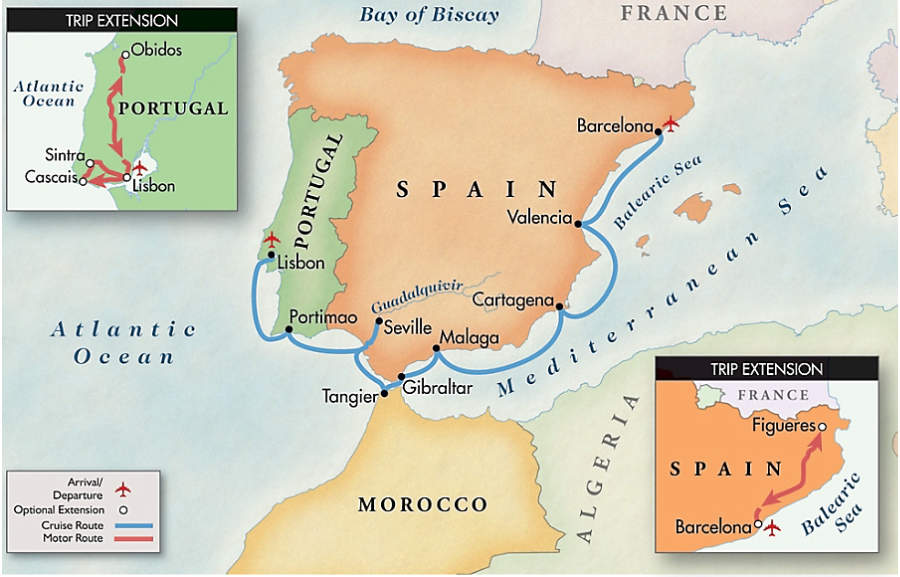 Spain Travel Adventure Travel With Oat